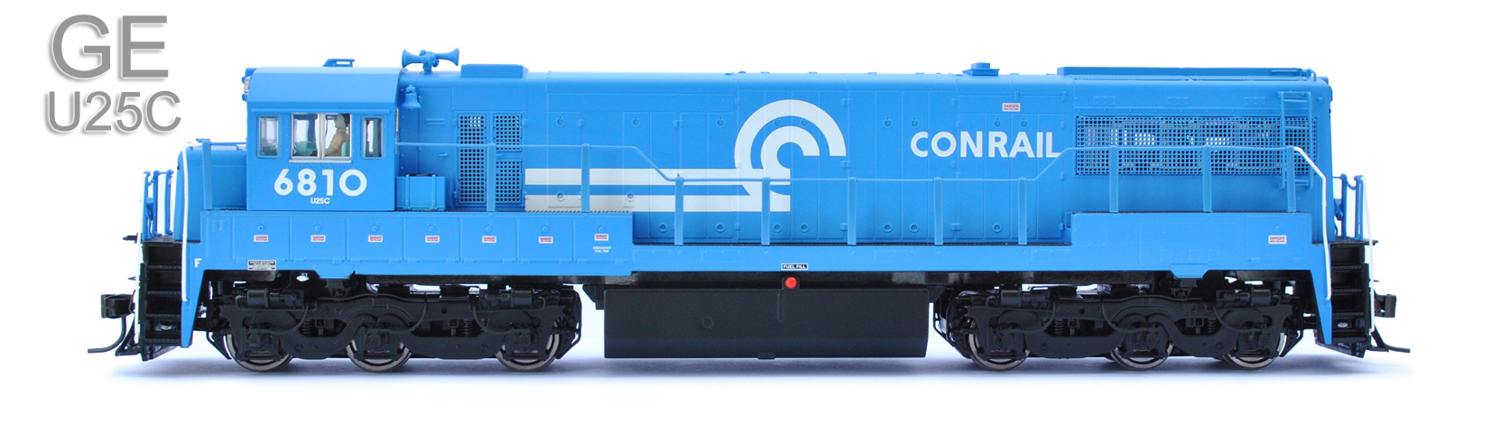 Conrail - Road Numbers: 6519, 6510